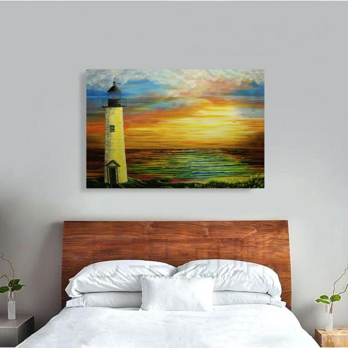 Tablou Canvas - Lighthouse [3]
