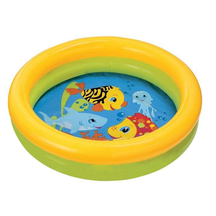 """Piscină gonflabilă""""First one"""", pentru copii, 61 x 15 cm 0"""