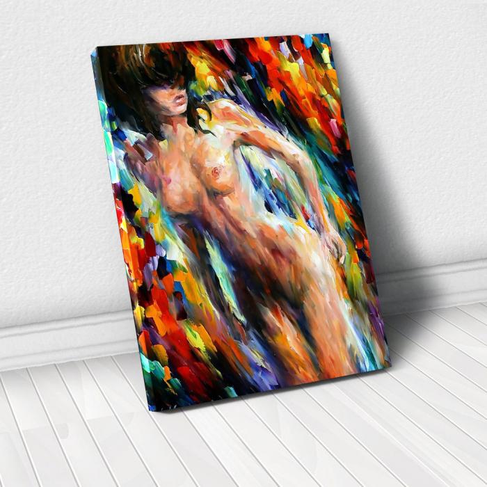 Tablou Canvas - Wild Kitty 0