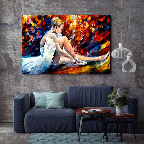 Tablou Canvas - Balerina 1