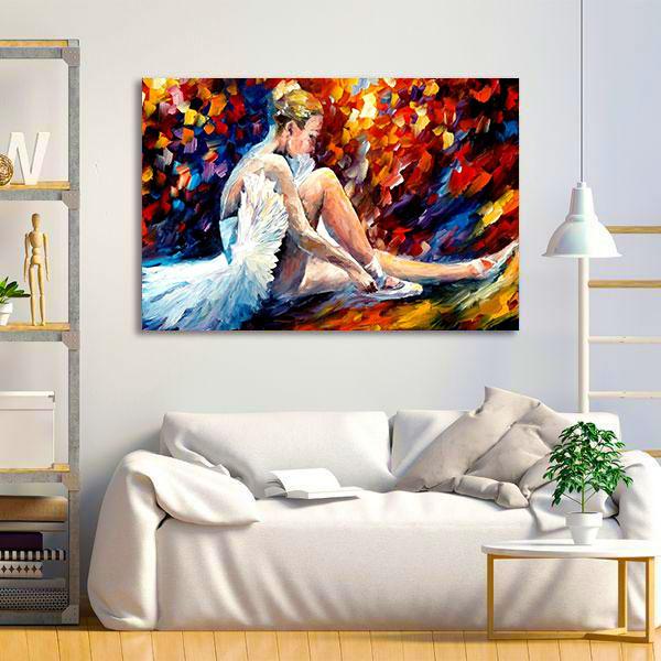 Tablou Canvas - Balerina 2