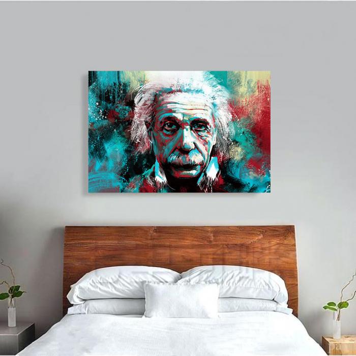 Tablou Canvas -Einstein 1