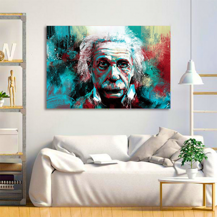 Tablou Canvas -Einstein 2