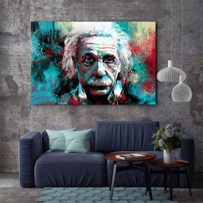 Tablou Canvas -Einstein 3