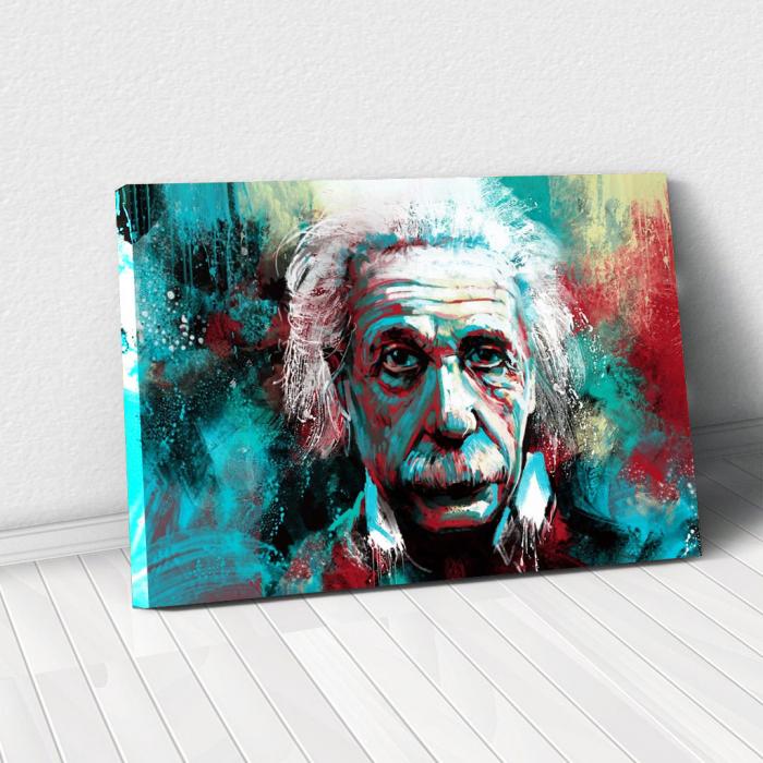 Tablou Canvas -Einstein 0