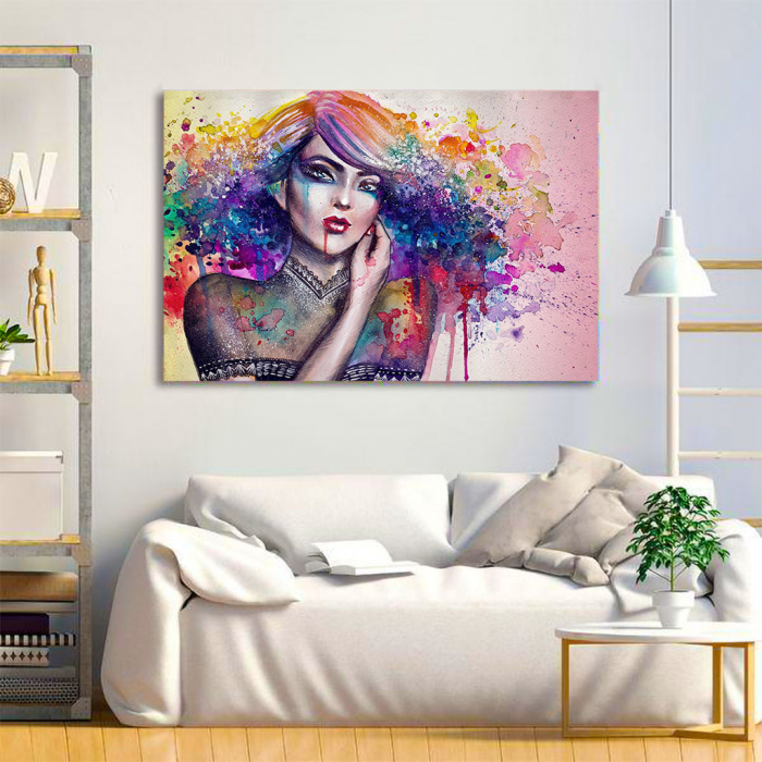Tablou Canvas - Pictura Vivid 3