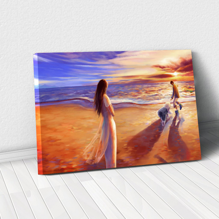 Tablou Canvas - Happiness 0