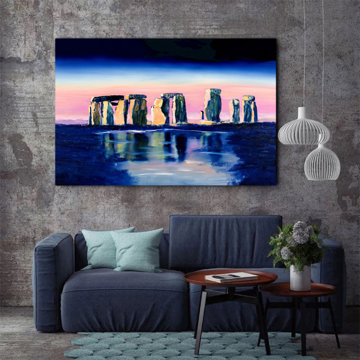 Tablou Canvas - Stonehenge [1]