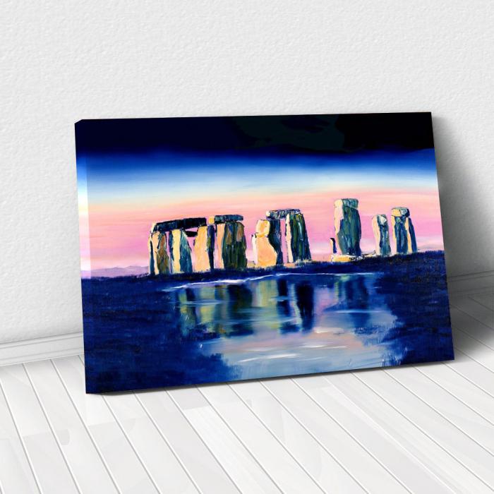 Tablou Canvas - Stonehenge 0