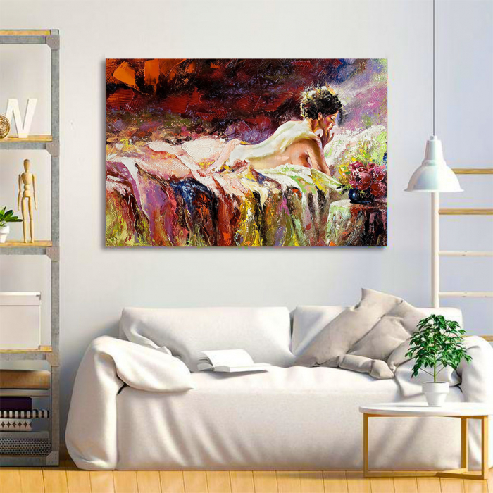 Tablou Canvas - Arta nude [1]