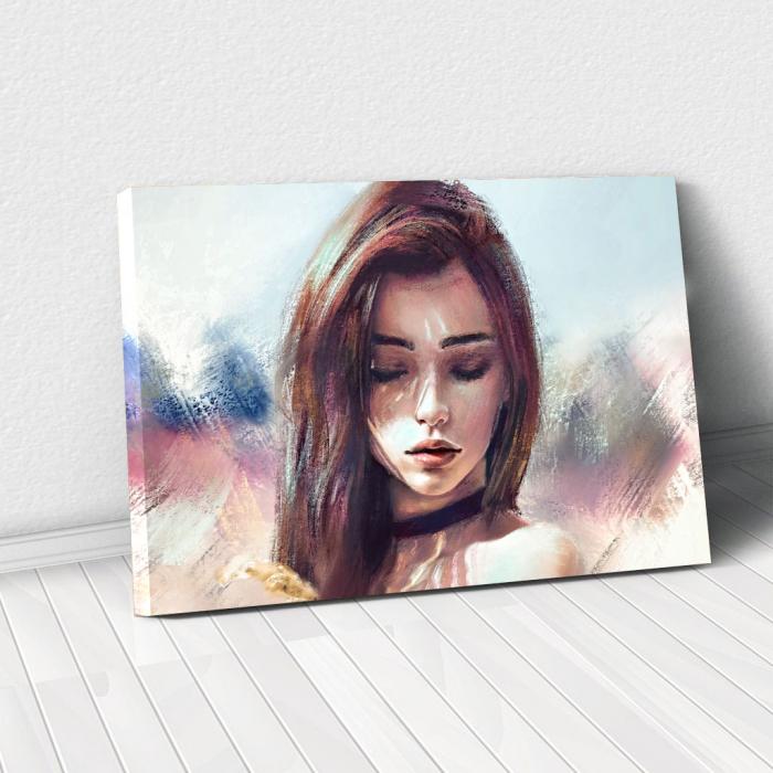 Tablou Canvas - Portret artistic 0