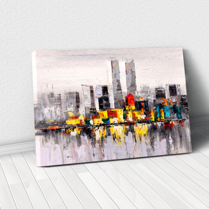 Tablou Canvas - City view of New York 0