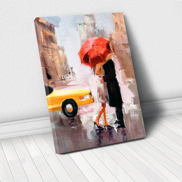 Tablou Canvas - Dating couple [0]