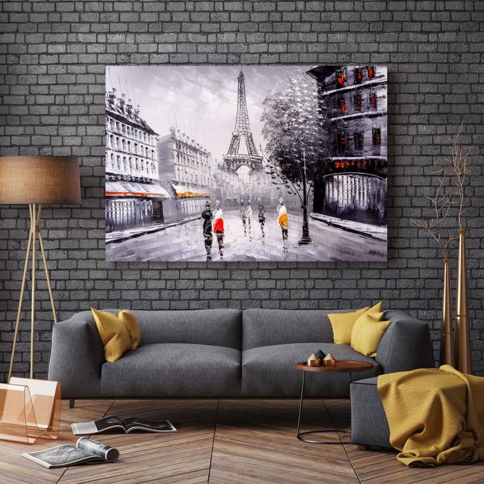 Tablou Canvas - Love city 2