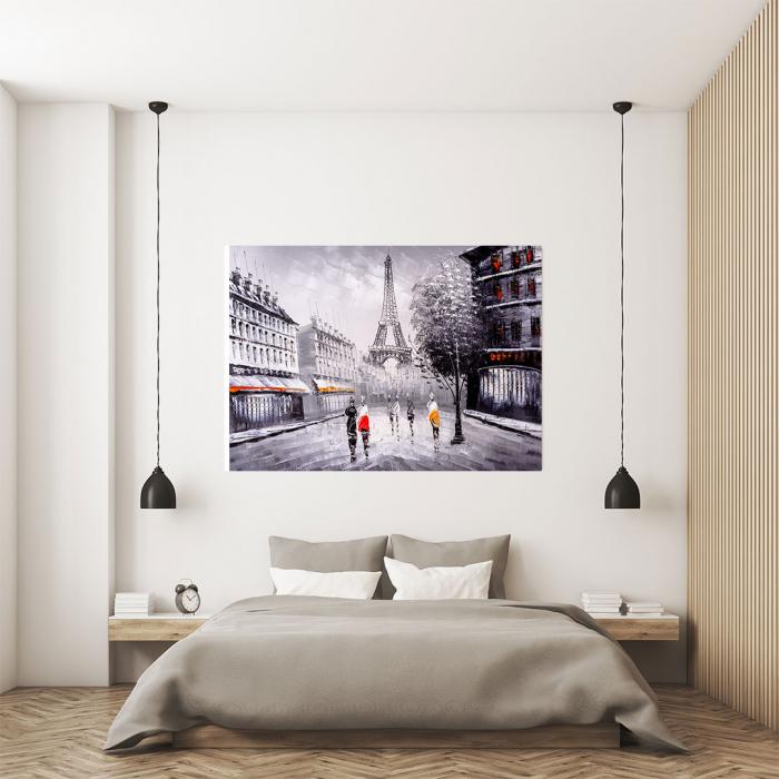 Tablou Canvas - Love city 3