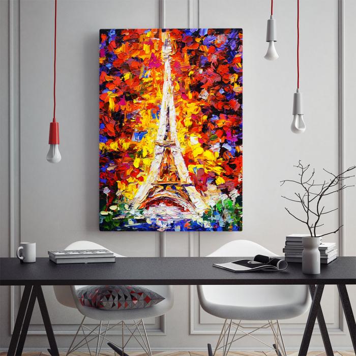Tablou Canvas - Tower Eiffel 1
