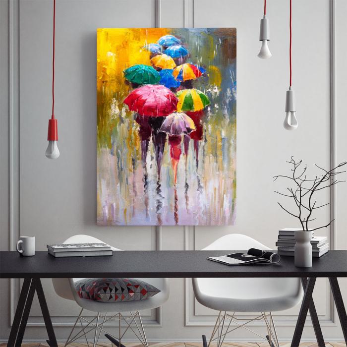 Tablou Canvas - Rainy Day [1]