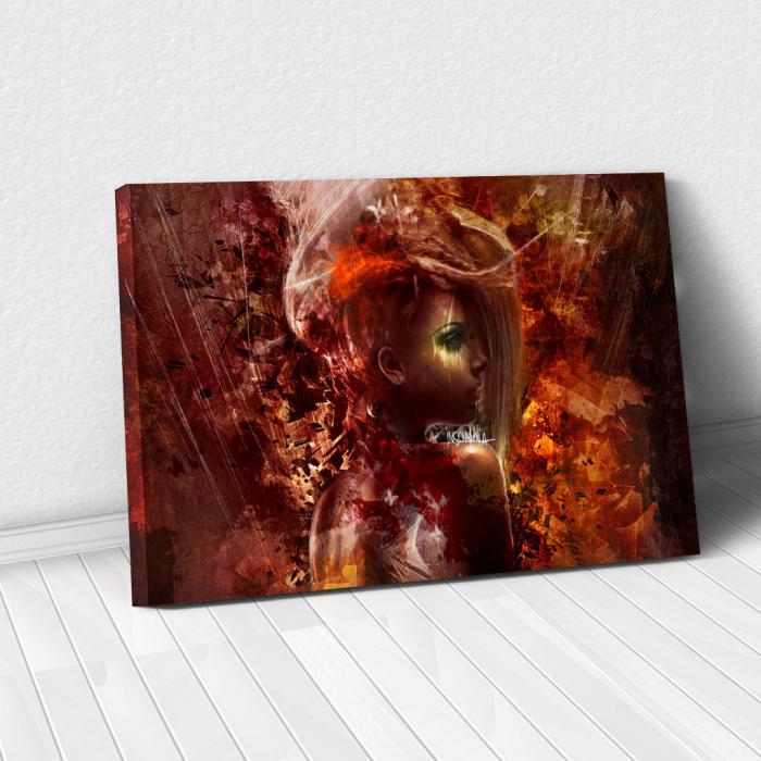 Tablou Canvas - Insomnia 0