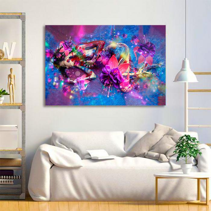 Tablou Canvas - Pastel 2