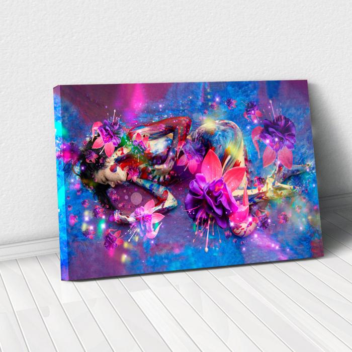 Tablou Canvas - Pastel 0