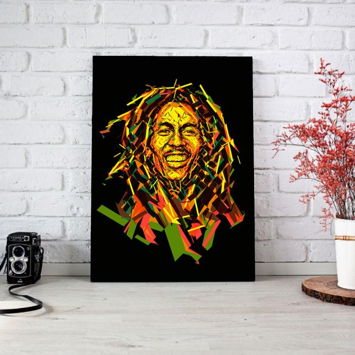Tablou Canvas - Bob Marley 1