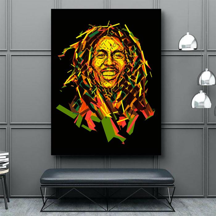 Tablou Canvas - Bob Marley 2