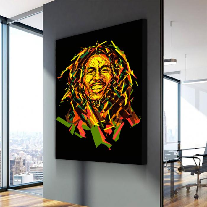 Tablou Canvas - Bob Marley 3
