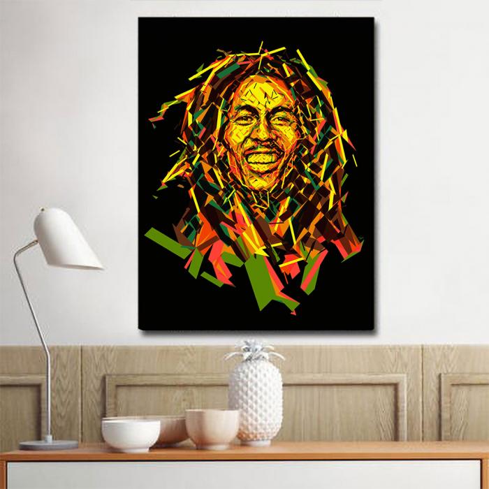 Tablou Canvas - Bob Marley 4