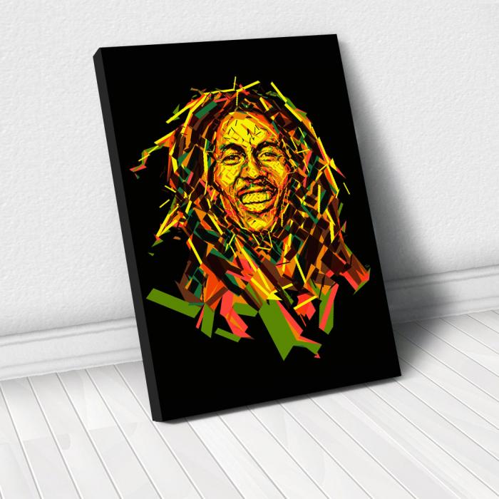 Tablou Canvas - Bob Marley 0