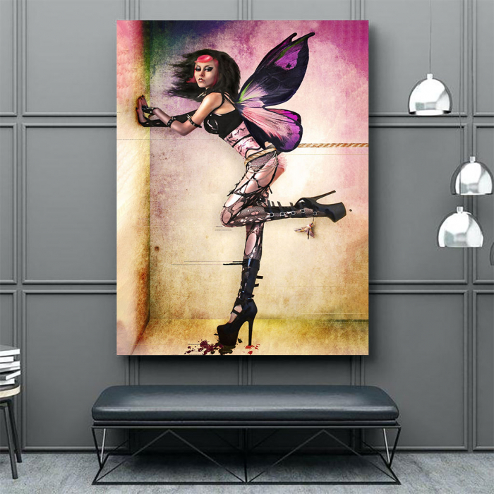 Tablou Canvas - Gothic style 3