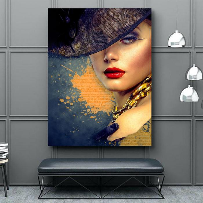 Tablou Canvas - Eleganta 2