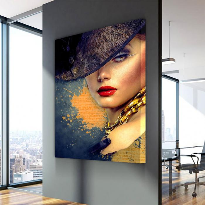 Tablou Canvas - Eleganta 3