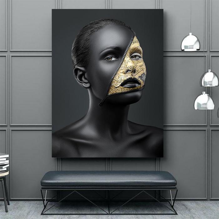 Tablou Canvas - News face 3