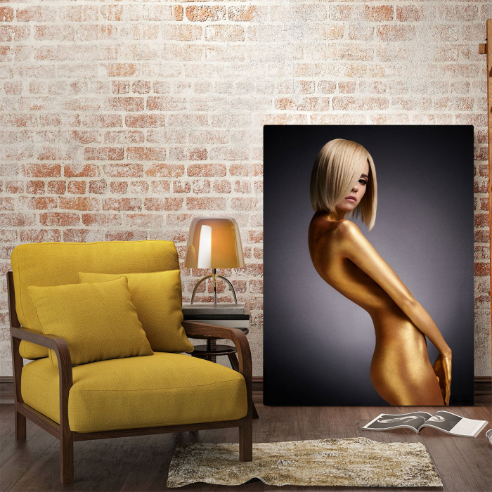 Tablou Canvas - Nude Shine 1