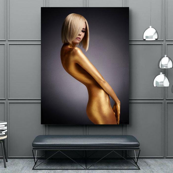 Tablou Canvas - Nude Shine 2
