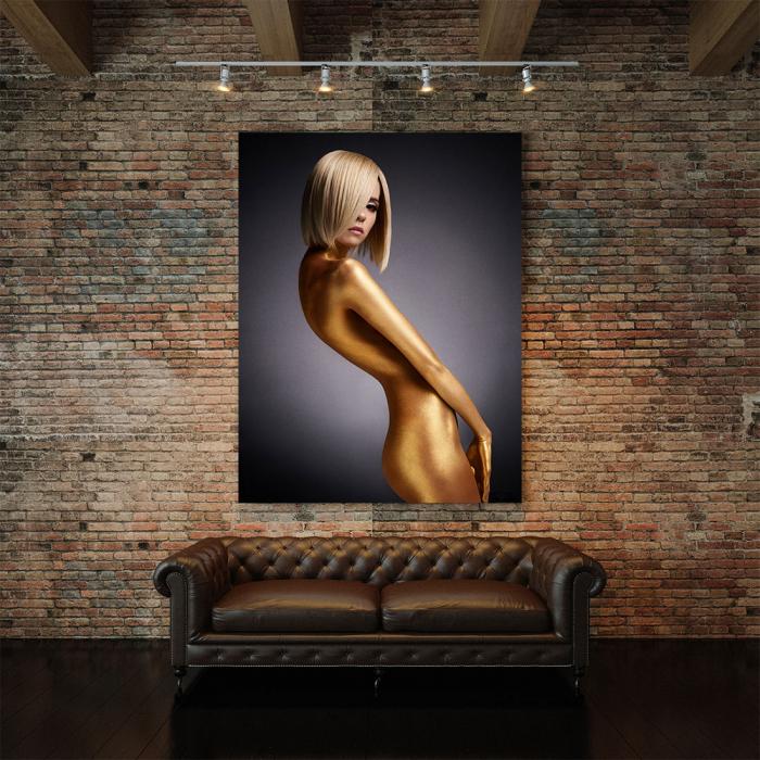 Tablou Canvas - Nude Shine 3