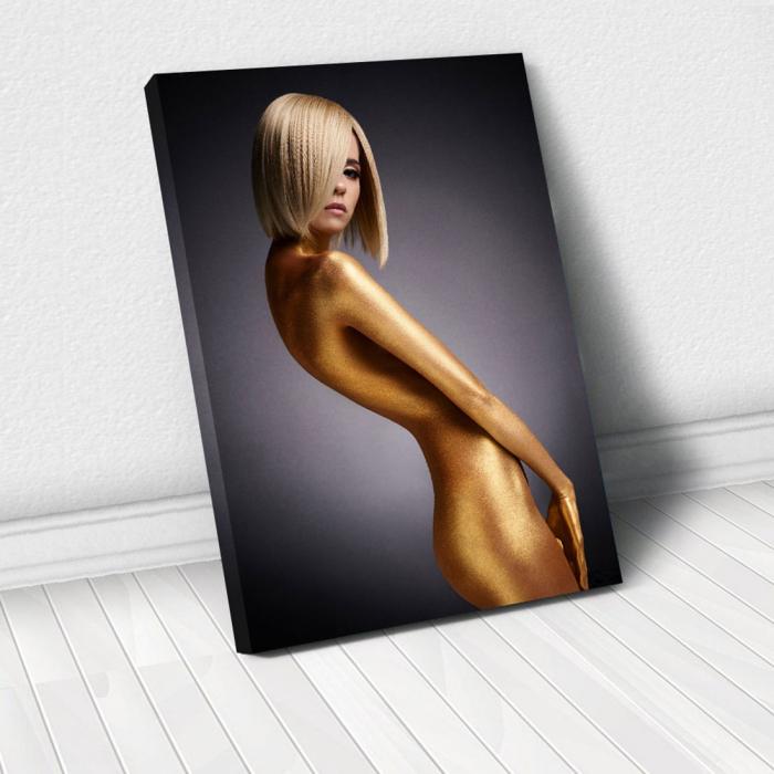 Tablou Canvas - Nude Shine 0