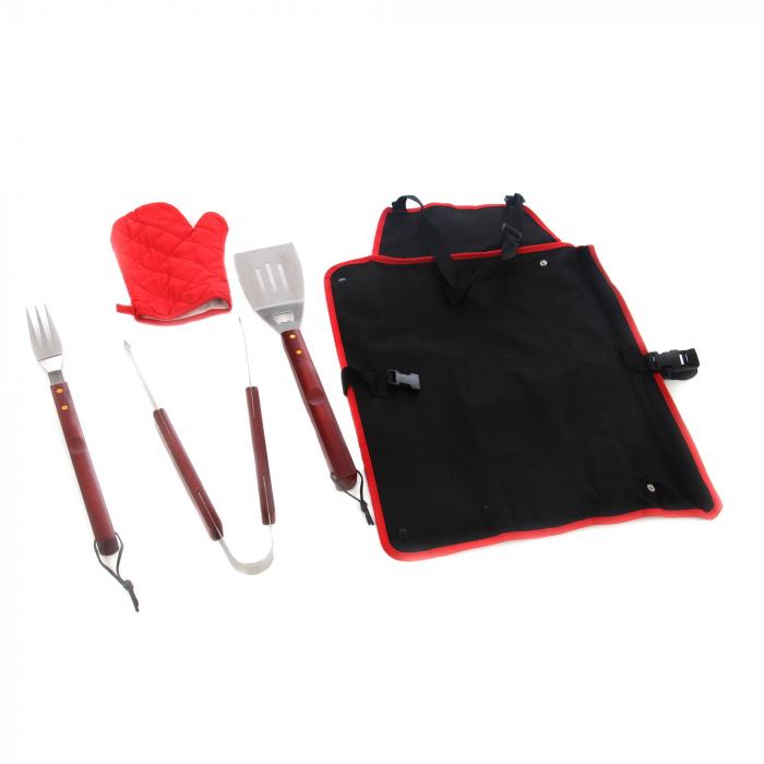 Set de 3 accesorii pentru grătar [1]