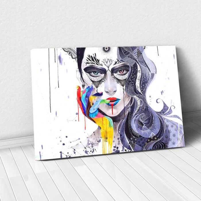 Tablou Canvas - Abstract artwork [0]