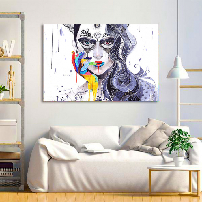 Tablou Canvas - Abstract artwork [1]