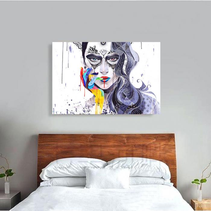 Tablou Canvas - Abstract artwork [3]