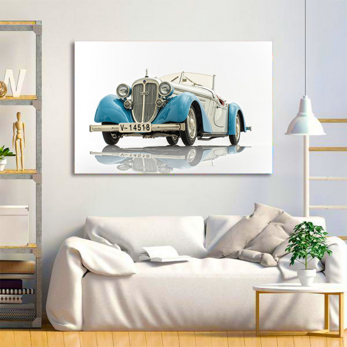 Tablou Canvas - Audi 225 roadster 1