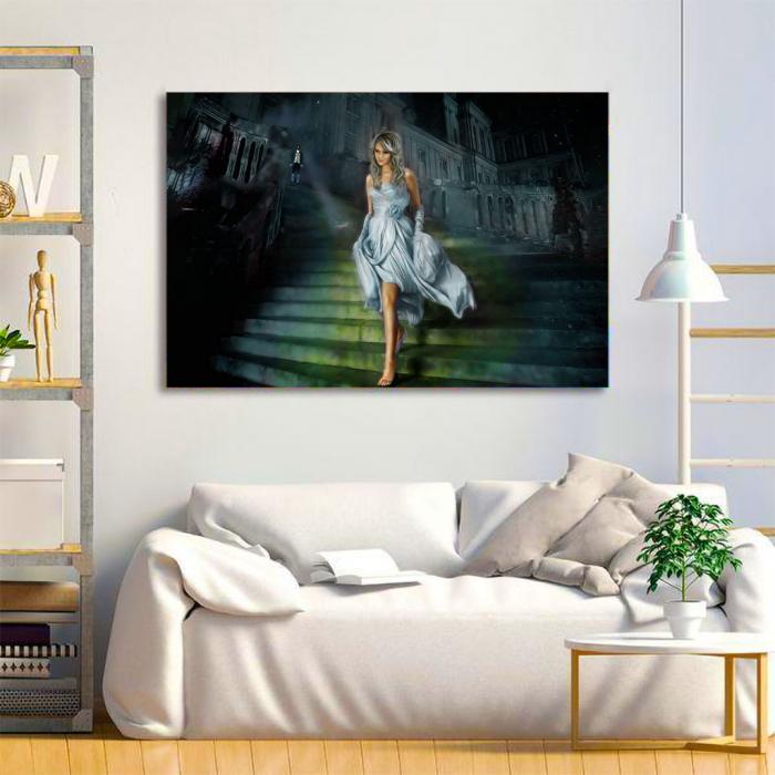Tablou Canvas - Cinderella 1