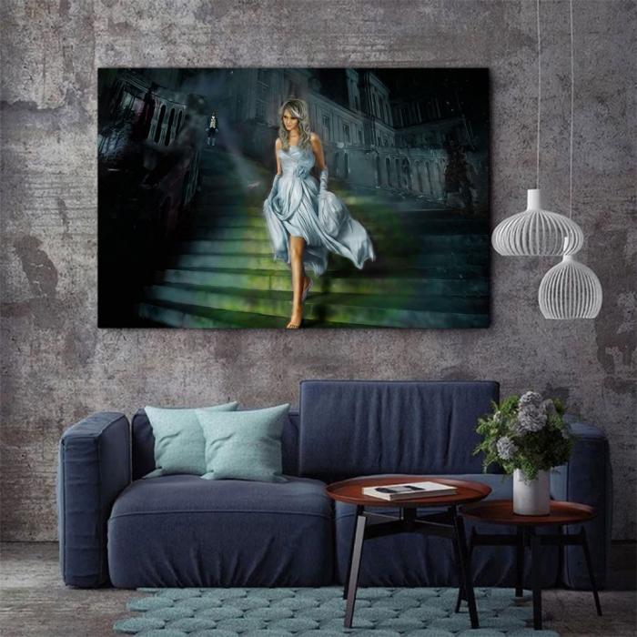 Tablou Canvas - Cinderella 2
