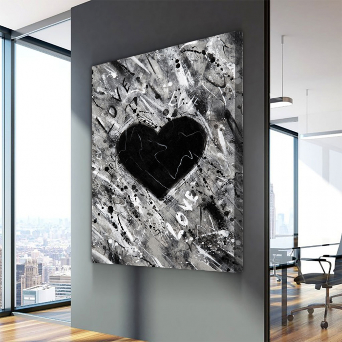 Tablou Canvas - Inima [3]