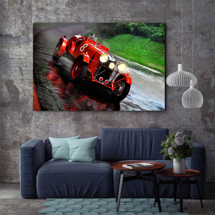 Tablou Canvas - Lagonda M45 2
