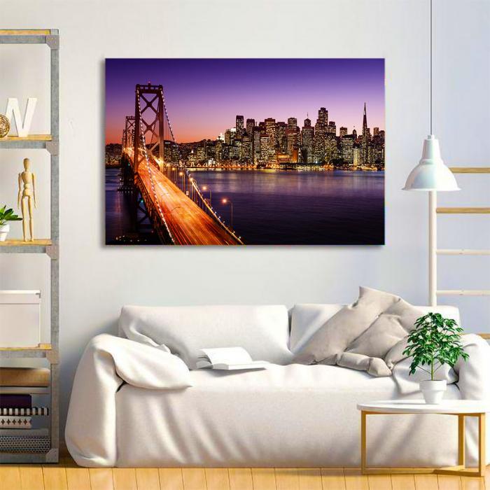 Tablou Canvas - San Francisco 1