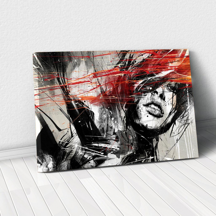 Tablou Canvas - Sketch Art 0