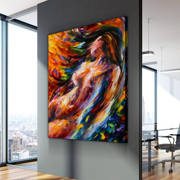 Tablou Canvas- Nude Silouette 3