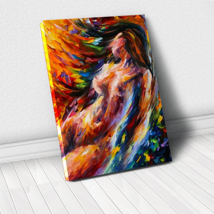 Tablou Canvas- Nude Silouette 0